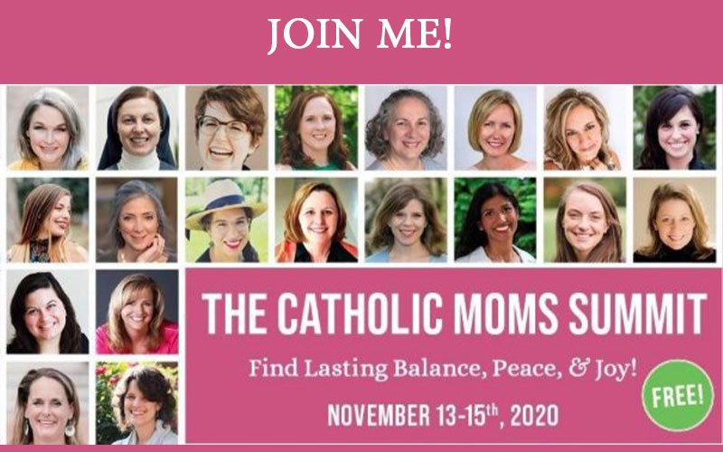 Catholic Moms Summit